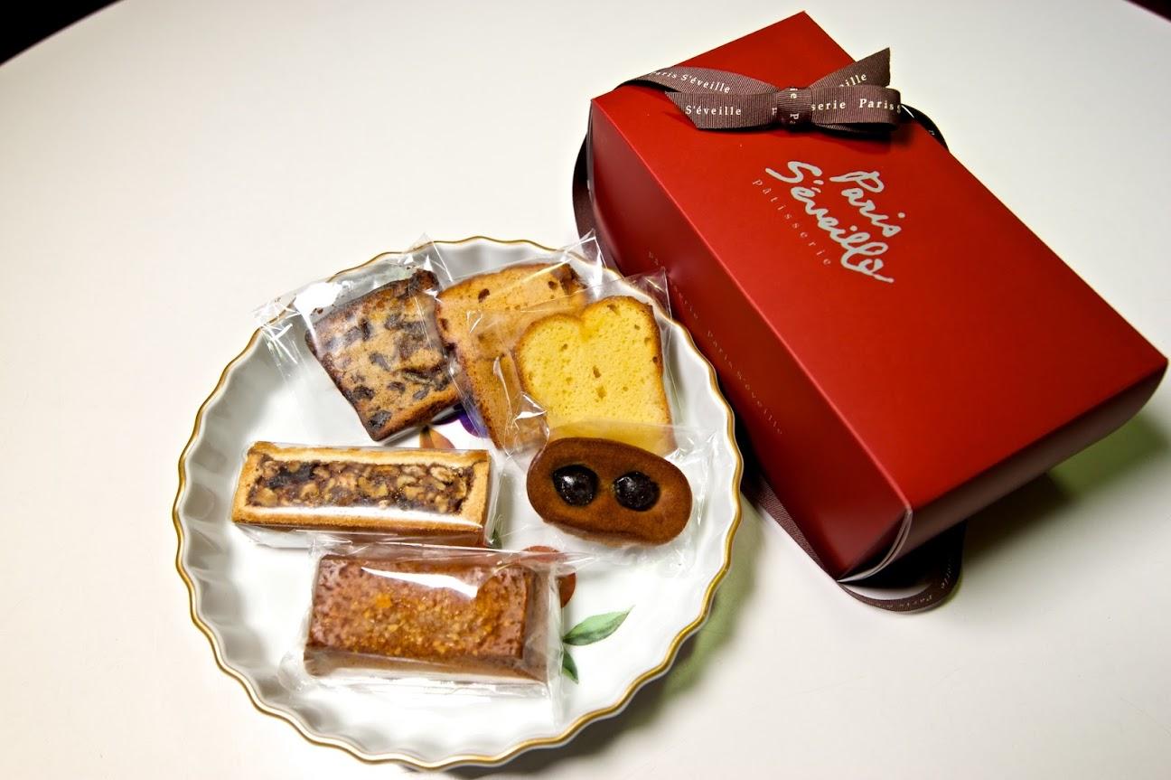 パティスリー・パリ セヴェイユの焼き菓子(自由が丘)