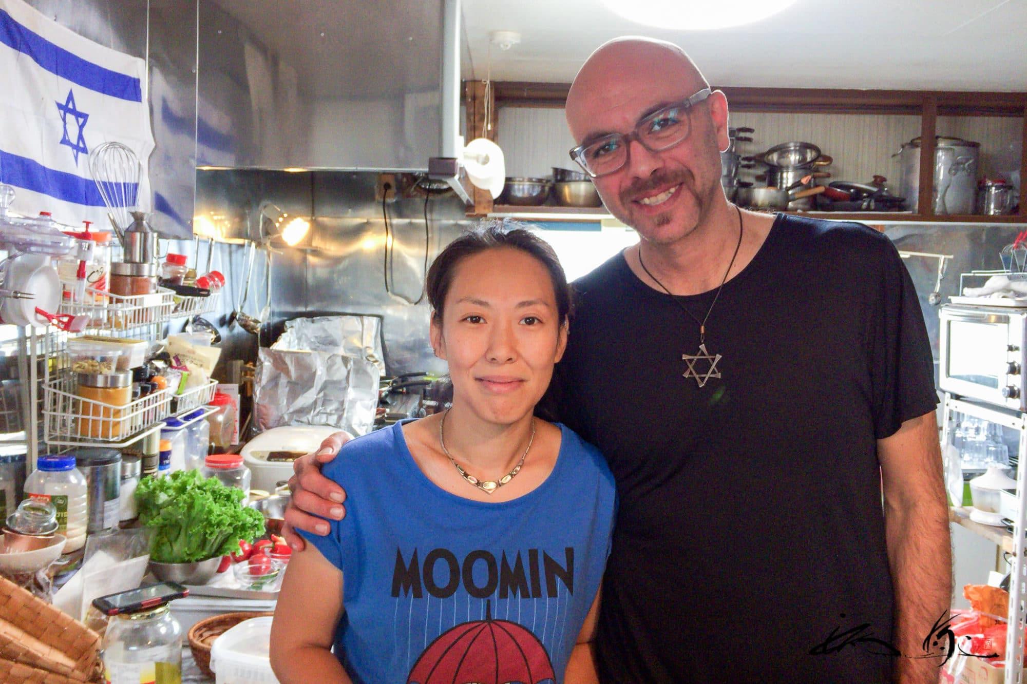 エスニックレストラン・アビの台所(滝川市)北竜町産米「ななつぼし」使用