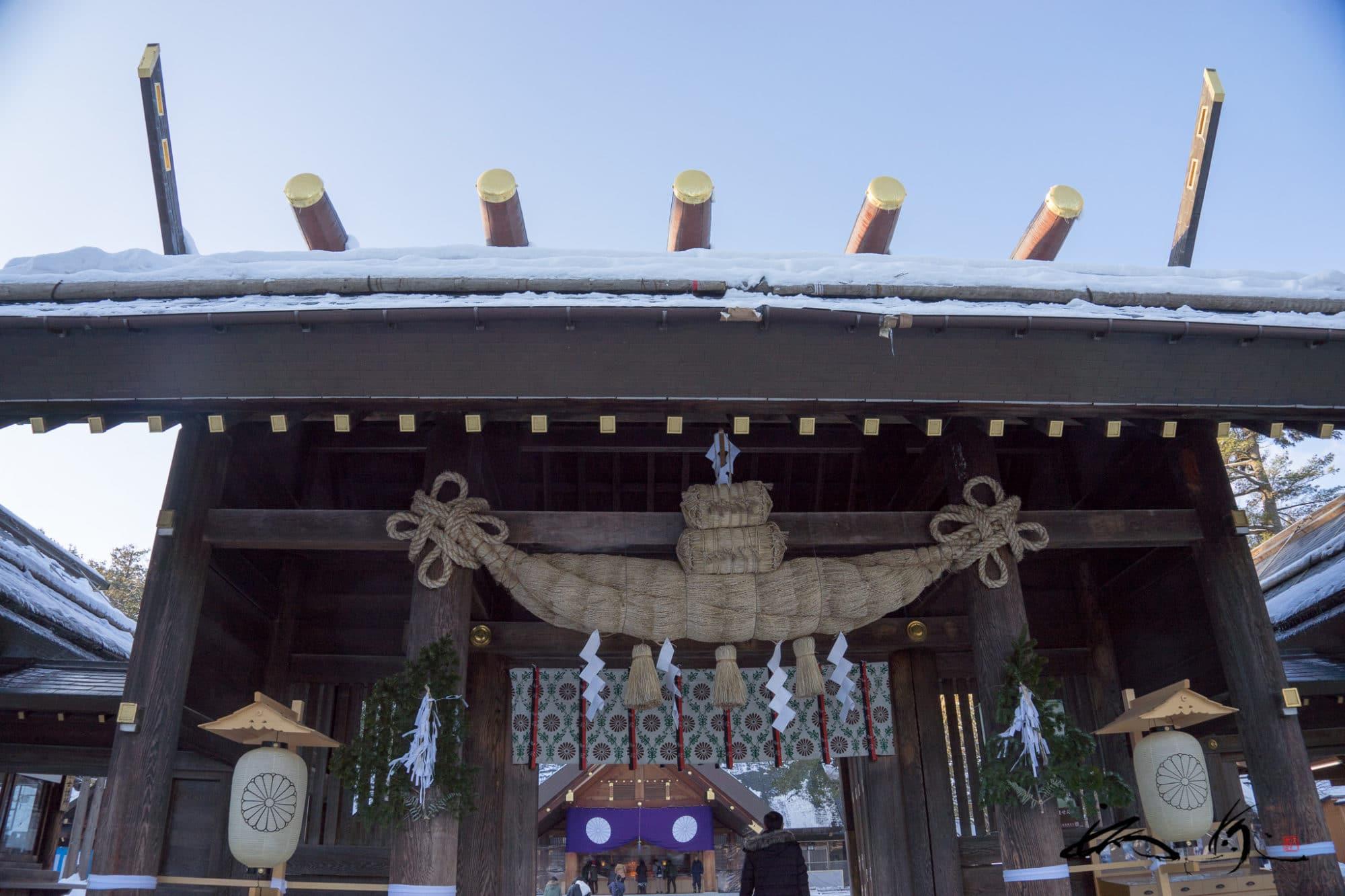 北海道神宮・開拓神社・穂多木神社・鉱霊神社(札幌市)を参拝
