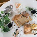 おうちカフェで「王様のパン(旭川市)」