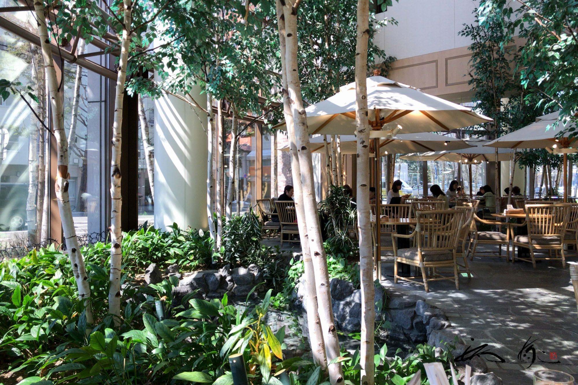 ファーム トゥ テーブル テラ(Farm to Table TERRA・札幌市)でオーガニックサラダバーを堪能