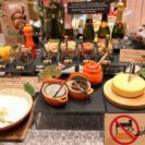 レストラン・ユーヨーテラスサッポロ@センチュリーロイヤルホテル(札幌市)で朝食ビュフェ