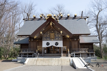 旭川神社(旭川市)美の女神様の神秘的なパワーが満ち溢れる【No.01】北海道御朱印巡り
