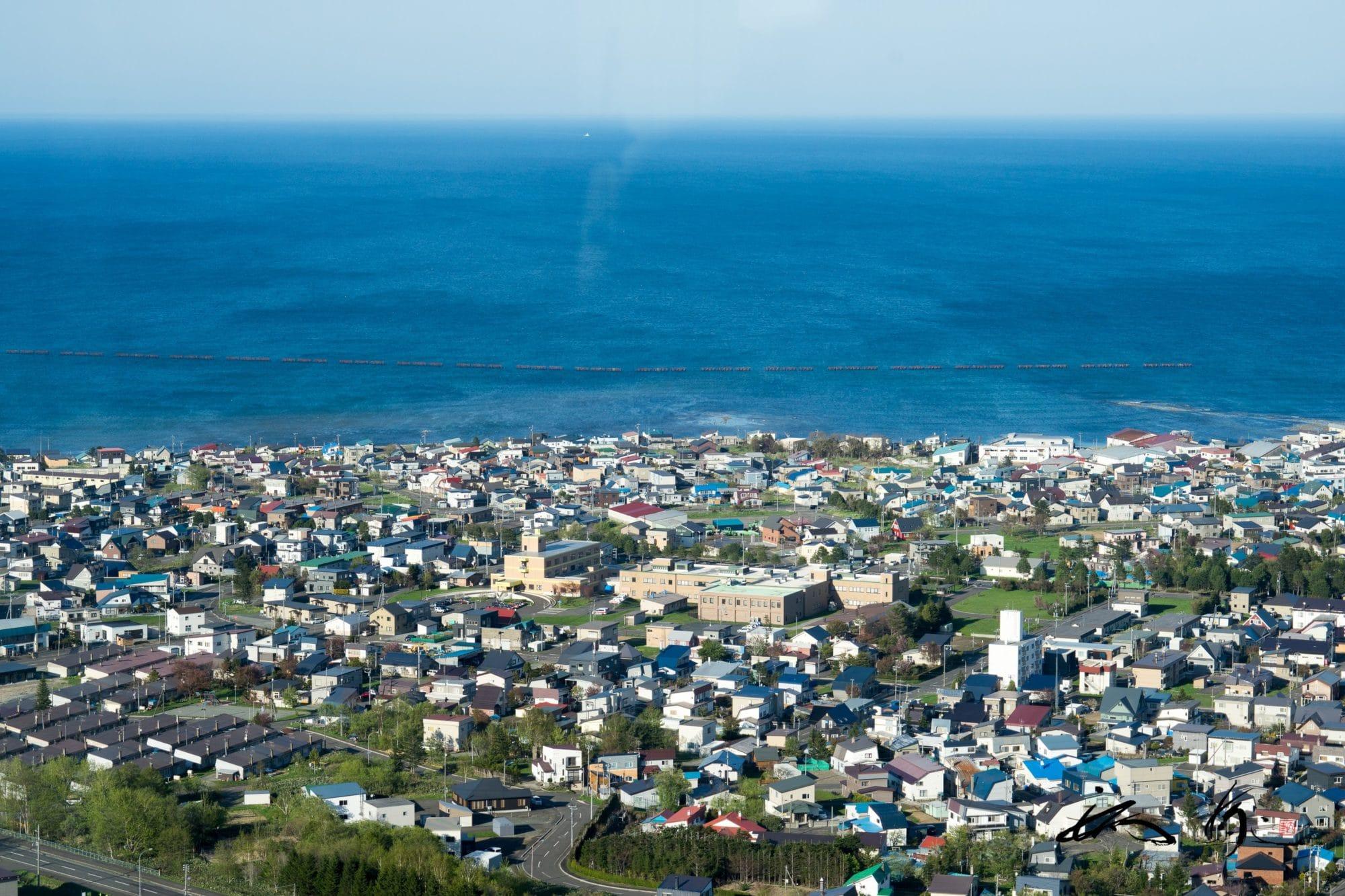 枝幸町【No.005】北海道179市町村巡り・春
