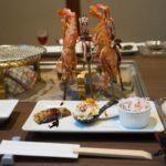 三笠天然温泉太古の湯スパリゾート・別邸 旅籠(三笠市)で囲炉裏会席を堪能