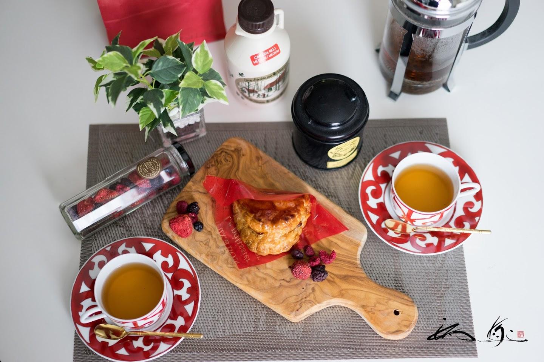 フルーツラボ(Fruit Labo・増毛町)@マルゼン佐藤果樹園直営 のアップルパイを味わう