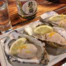 虎や(釧路市)港釧路の炉端焼きで厚岸産牡蠣を堪能