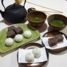 奈良の菓子処・樫舎の和菓子
