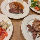ビーフラッシュ29(BEEF RUSH 29・札幌市)ステーキ&サラダ食べ放題