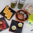 五勝手屋本舗(北海道江差町)の羊羹と凍頂烏龍茶(台湾)で楽しむティータイム