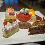 イチナナキュウ(Dining & Bar 179・ホテルポールスター札幌レストラン)ティータイムを楽しむ