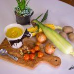 腸活!野菜スープ(2)コーンスープ:食事編(16)腸内フローラバランス