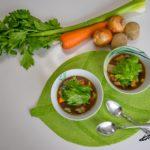 腸活!野菜スープ(4)セロリ味噌スープ:食事編(19)腸内フローラバランス