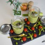 腸活!野菜スープ(5)枝豆スープ:食事編(20)腸内フローラバランス