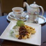 ヴァンドーム・パリス 三越札幌店(札幌市)可否茶館が経営するカフェ