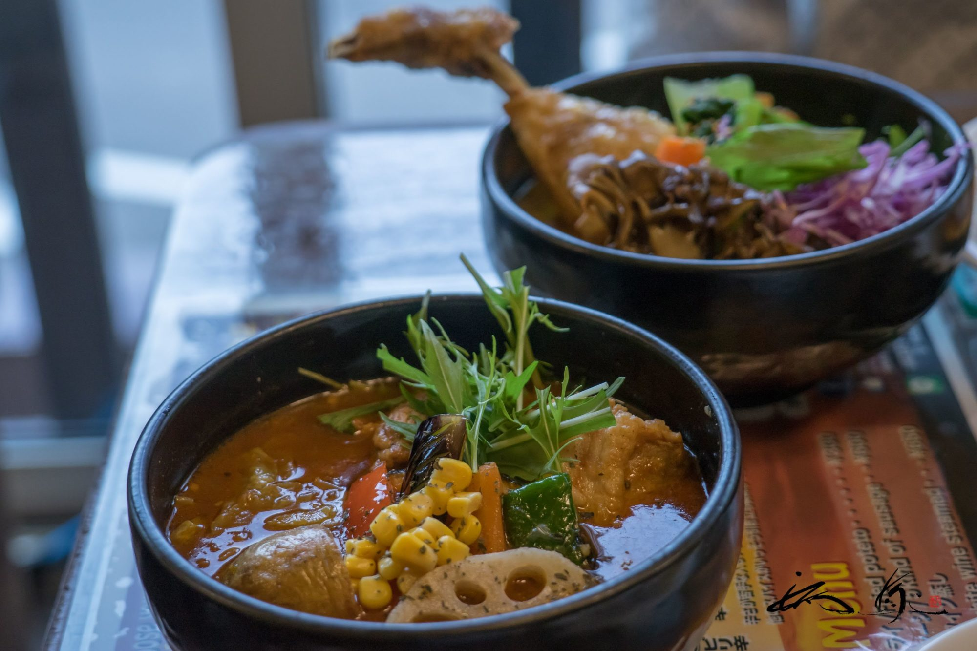 カオスヘブン 札幌店(札幌市)発芽玄米・道産食材にこだわるスープカレー屋さん