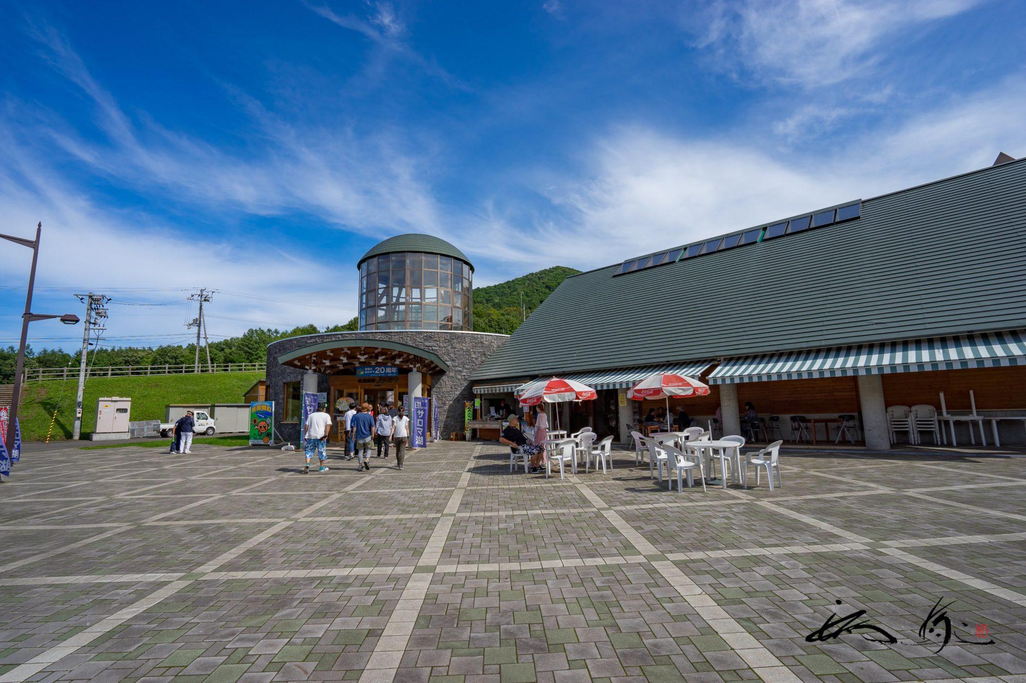 サロマ湖(佐呂間町)北の道の駅【No.051】オホーツクの美味しさと魅力を味わい尽くす