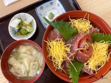 レストラン驛(えき)道の駅 いまべつ半島プラザアスクル(今別町)漬マグロ丼をランチで味わう